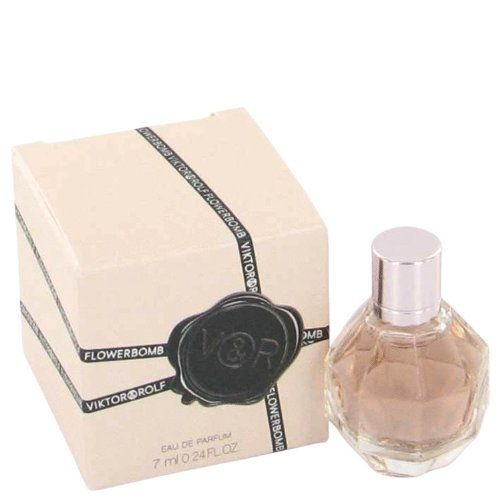 Rolfs Pocket - Viktor & Rolf Flowerbomb Eau de Parfum for Women, 0.24 Fluid Ounce