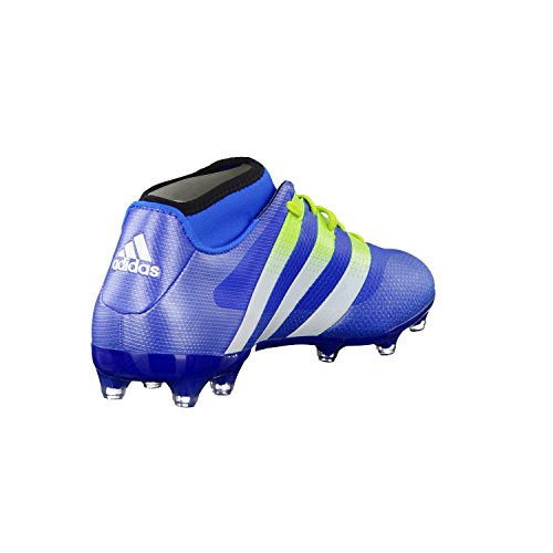 Fútbol Multicolor Ag Botas 2 Hombre Primemesh para de Verde Fg Blanco Azul 16 adidas Ace Rq8fB