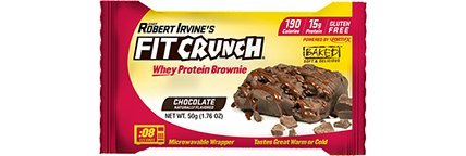 FIT CRUNCH BROWNIES CHOCOLATE Brownies product image