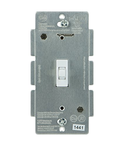 Z Wave Ge Z Wave In Wall Smart Light Switch Toggle