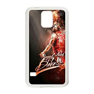 BlakeGriffin FG5041187 Phone Back Case Customized Art Print Design Hard Shell Protection SamSung Galaxy S5 G9006V