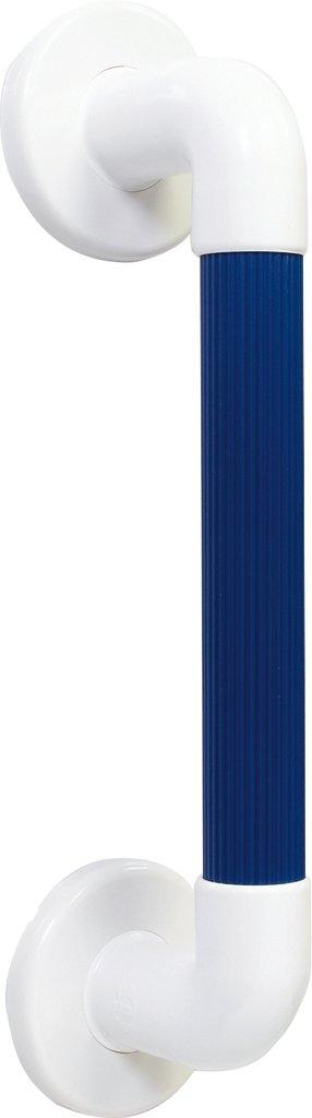 450 mm wei/ß geriffelt besonders belastbar GAH-Alberts 140083 Sicherheits-Haltegriff Kunststoff