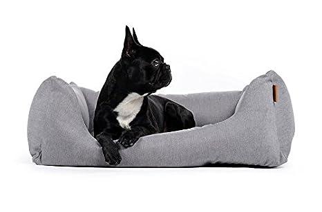 PadsForAll Cama para Perros Perros Cesta ortopédico viscoelástico, 8 Colores, Suave Acolchado plástico L - XXL: Amazon.es: Productos para mascotas