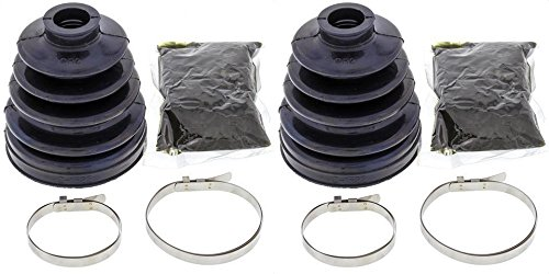 Complete Rear Inner or Outer CV Boot Repair Kit for Polaris RZR XP 4 1000 2016 All Balls (800 Kit Turbo)