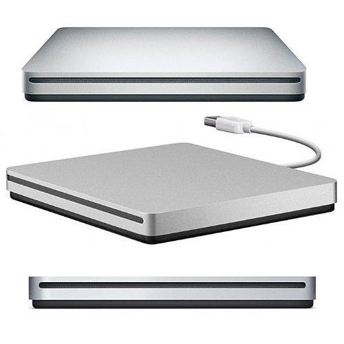 YP DVD/CD Burner External Slot-in Drive DVD VCD CD RW Player Burner Superdrive for Apple Macbook Pro Air iMAC by YP (Image #1)