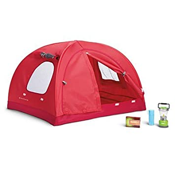 AMERICAN GIRL GREAT OUTDOORS TENT  sc 1 st  Amazon.com & Amazon.com: AMERICAN GIRL GREAT OUTDOORS TENT: Toys u0026 Games