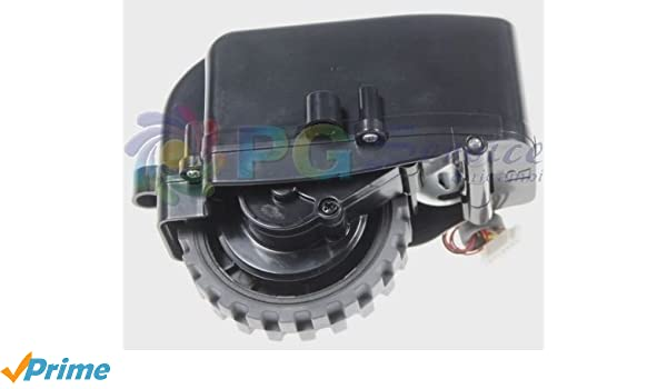 Ariete Rueda Motor Transmisión tarjeta derecha Robot Briciola 2711 ...