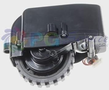 Ariete Rueda Motor Transmisión tarjeta derecha Robot Briciola 2711 2712 2717: Amazon.es: Hogar