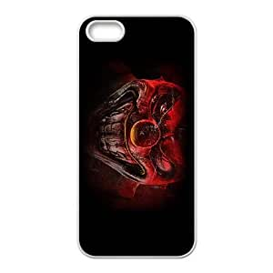 Twisted Metal iPhone 5 5s Cell Phone Case White yyfD-213890