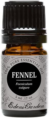 Edens Garden Fennel Essential Oil, 100% Pure Therapeutic Grade (Highest Quality Aromatherapy Oils- Congestion & Digestion), 5 ml