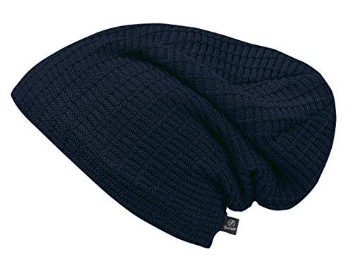 Knitted John Ajour of Pack Unisex Brandit Navy 2 Beanie Uqvcw7HI