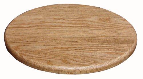 Oak Wood Lazy Susan - 2