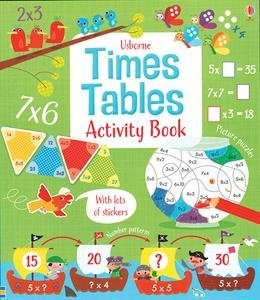 (Times Tables Activity Book)