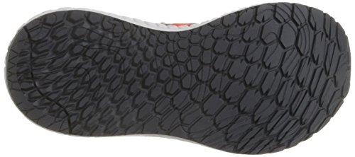 New Balance Fresh Foam Zante V3, Zapatillas Unisex Niños Multicolor (Orange/grey)