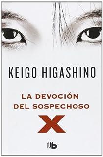 La devoción del sospechoso X par Higashino