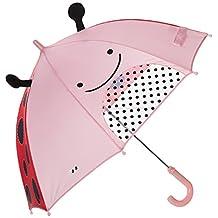 Skip Hop Zoo Little Kid and Toddler Umbrella, Livie Ladybug