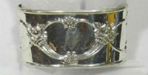 - Francis I By Reed and Barton Sterling New Script Napkin Ring Round 2
