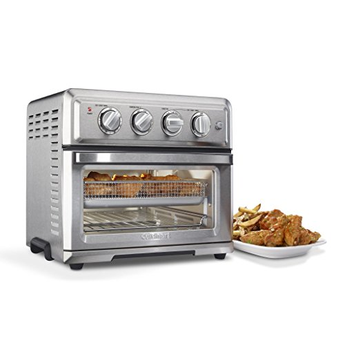 Cuisinart Toa 60 Air Fryer Toaster Oven Silver Buy