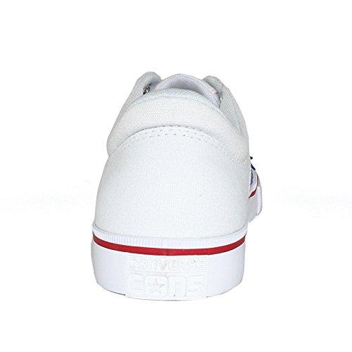 Converse CONS AERO S OX Sneaker Herren White/Blue