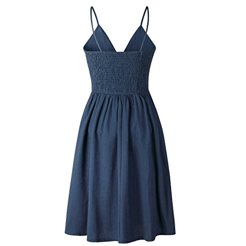 Pattern5 Party Fashion Backless Women Bowknot A Sling Sexy Midi line Dress Coolred zqPBpw6x