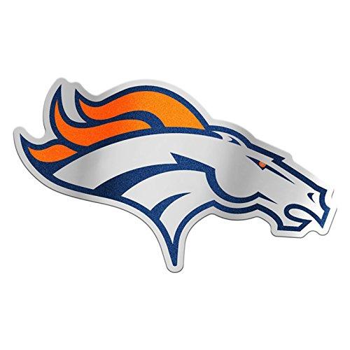 Broncos bumper stickers denver broncos bumper sticker for Denver broncos colors