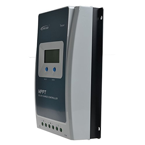 EPever 40A MPPT Solar Charge Controller Tracer A 4210A + Remote Meter MT-50 Solar Charge With LCD Display for solar Battery Charging by EPEVER (Image #5)
