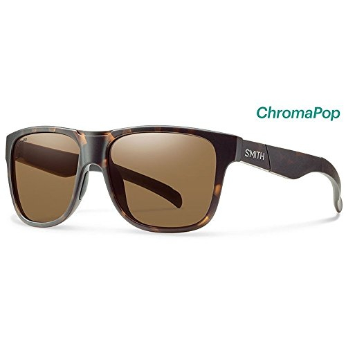 Smith Optics Lowdown XL Sunglasses (Matte Tortoise , Polarized - Light Low Costa Sunglasses