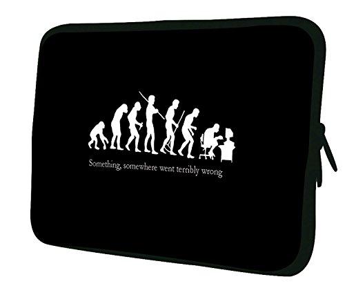 Luxburg 15 Inch Case/Bag for Laptop/Tablet - Evolution Design