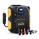 GOOACC 030102 12V DC 150 PSI Air Compressor Pump Portable Digital Auto Tire Car, Truck, Bicycle, RV and Other Inflatables, 2 Years Warranty