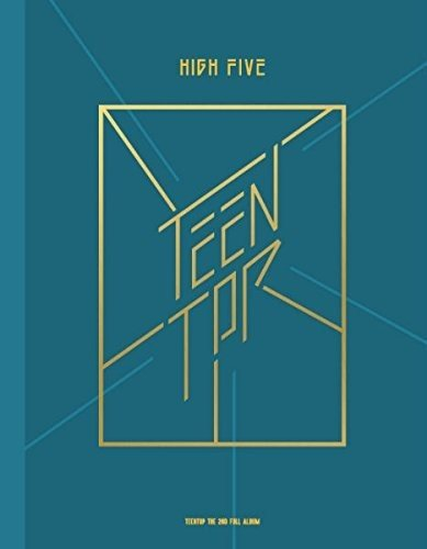 Teen Top - Vol 2 (High Five) - Onstage Ver (Asia - Import)
