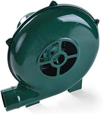 YANGSANJIN Souffleur, Ventilateur de Barbecue Portable - Vent réglable - Souffleur de Barbecue extérieur à Double Usage 220V, 40W