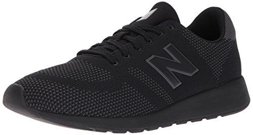 New Balance Men's 420V2 Sneaker, Black/Grey, 8.5 D US 8h Black Nylon
