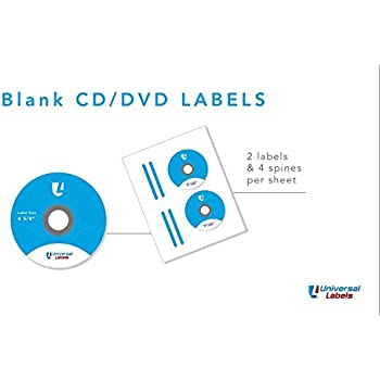 amazon com 200 cd dvd labels use the avery 5931 template to