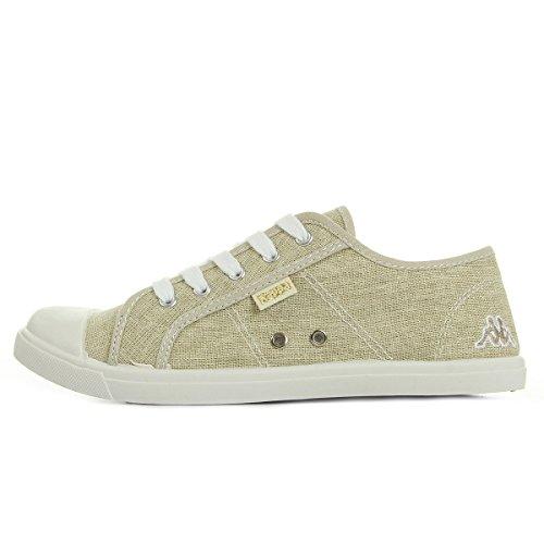 Kappa Keysy Wo Footwear Brown 303I180925, Turnschuhe