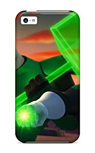 Snap-on Cartoon Picture Case Cover Skin Compatible With Iphone 5c