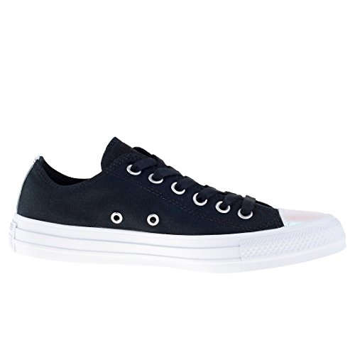 White Trainers CTAS Ox Black Holographic Womens Converse wf7YqI