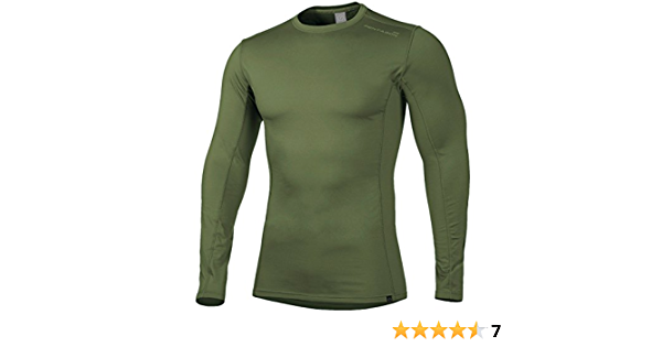 Pentagon Mens Pindos 2.0 Thermal Shirt Olive