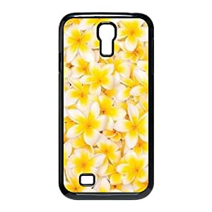 Red Hawaii Flower The Unique Printing Art Custom Phone Case for SamSung Galaxy S4 I9500,diy cover case ygtg605752