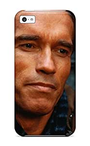 Protective Tpu Case With Fashion Design For Iphone 5c (arnold Schwarzenegger )