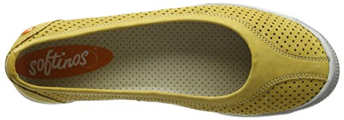 Giallo Donna Ballerini Softinos Iol389sof yellow Fw7t6nUxq