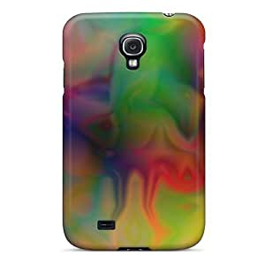 MeSusges Fashion Protective Color Art Case Cover For Galaxy S4