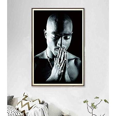 NOVELOVE Imagen de Arte de Pared 2pac Tupac Shakur Outlaw ...