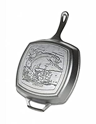 Lodge Wildlife Cast Iron Cookware Series
