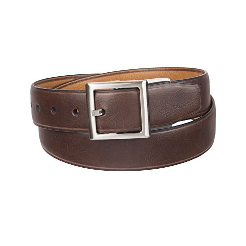 Dockers Big Boy's Reversible To Brown Belt , brown/tan, Small (22-24 Inches)