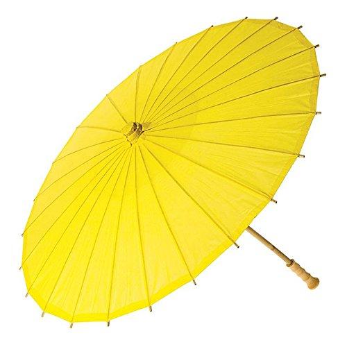 Bazaar Parasol 32 Inch Buttercup Yellow