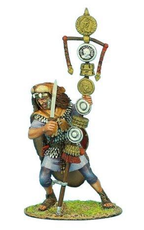 First Legion ROM095 Imperial Roman Praetorian Guard Signifier
