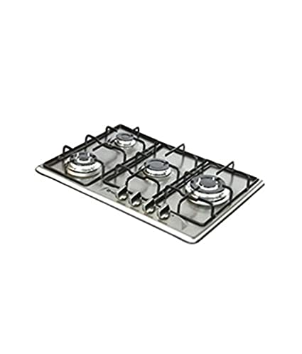 1ea79b9f89 Buy Faber MDE 700 Mtx - 4 Burner Stainless Steel Hob - Silver Online at Low  Prices in India - Amazon.in