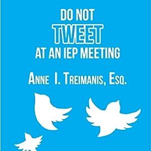 Do Not Tweet at an IEP Meeting Audiobook