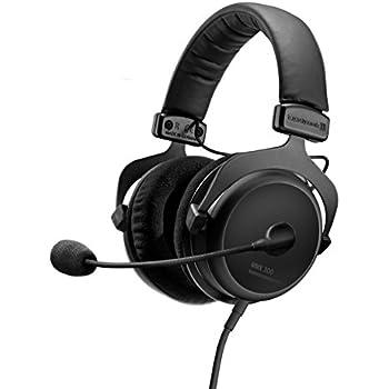 Beyerdynamic MMX 300 Second Generation Gaming and Multi-Media Headset