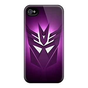 Snap-on Case Designed Case For Iphone 5/5S Cover Decepticons Logo
